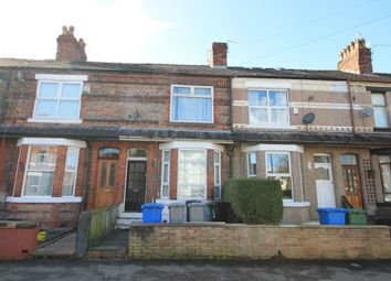 Thumbnail 4 bed terraced house for sale in Roseneath Road, Urmston
