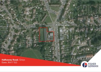 Thumbnail Land for sale in 131 Hathaway Road, Grays, Essex