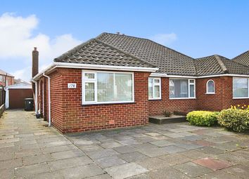 Thumbnail 2 bed semi-detached bungalow for sale in Fylde Road, Marshside, Southport
