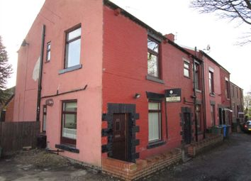 Thumbnail 2 bed terraced house for sale in Cowlishaw, Shaw, Oldham