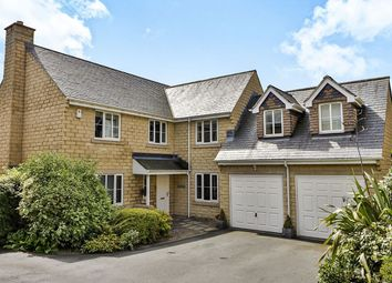 Thumbnail 5 bed detached house for sale in Weavers Court, Sowerby Bridge