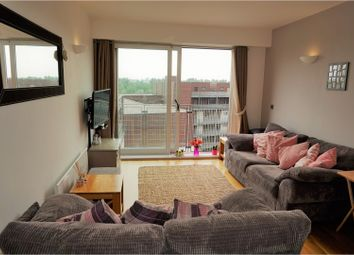 Thumbnail 2 bed flat to rent in 1 Isaac Way, Manchester