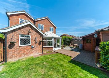 Thumbnail 5 bedroom detached house for sale in Manor Close, Chalk, Kent
