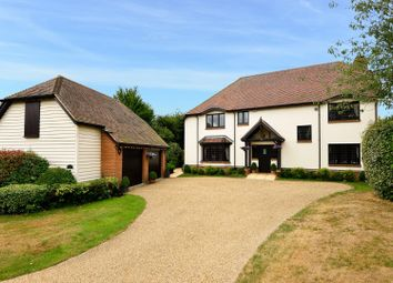 Thumbnail 5 bed detached house for sale in Chantry Park, Sarre, Birchington