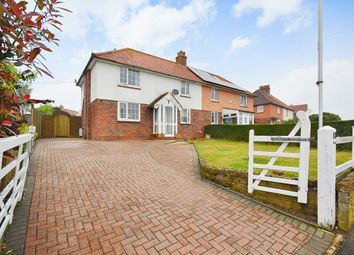Thumbnail 3 bedroom semi-detached house for sale in Firs Road, Woolage Village, Canterbury