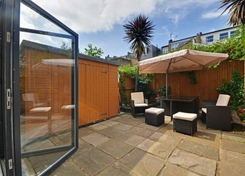 Thumbnail 5 bed terraced house to rent in Ashcombe Street, Fulham