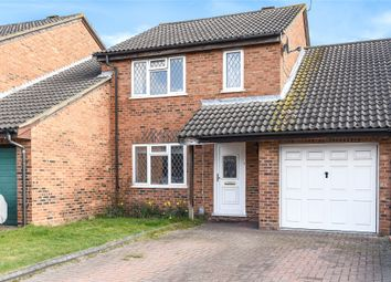 Thumbnail 4 bed detached house for sale in Elveden Close, Lower Earley, Reading, Berkshire