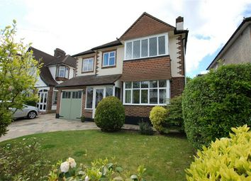 Thumbnail 5 bed detached house for sale in Courtlands Avenue, Bromley, Kent
