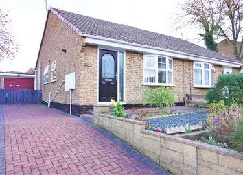 Thumbnail 2 bed semi-detached bungalow for sale in Meadowgate, Eston, Middlesbrough