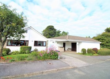 Thumbnail 4 bed detached bungalow for sale in Larkspur Close, Templeton, Narberth, Pembrokeshire.