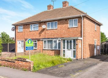 Thumbnail 3 bed semi-detached house for sale in Clover Place, Thringstone, Coalville