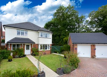 Thumbnail 4 bedroom detached house to rent in Roman Lane, Southwater, Horsham