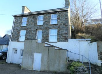 Thumbnail 3 bed detached house for sale in Towyn Road, New Quay