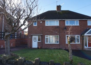 Thumbnail 3 bed semi-detached house to rent in Walton Road, Walton, Chesterfield