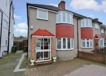Thumbnail 3 bed semi-detached house for sale in Harraden Road, London