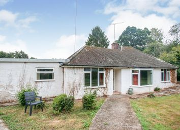 Thumbnail 3 bed detached bungalow for sale in Main Road, Sandleheath, Fordingbridge