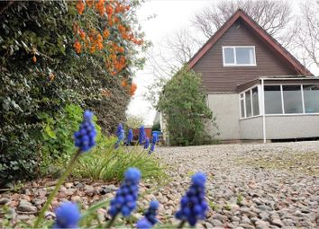 Thumbnail 3 bed detached house for sale in Glenurquhart Road, Inverness