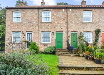 Thumbnail 2 bedroom terraced house for sale in Ure Bank Terrace, Ripon, North Yorkshire