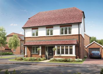 Thumbnail 4 bed detached house for sale in Montague Place, Keens Lane, Guildford, Surrey