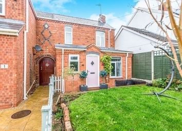 Thumbnail 2 bed semi-detached house for sale in Bewell Head, Sidemoor, Bromsgrove