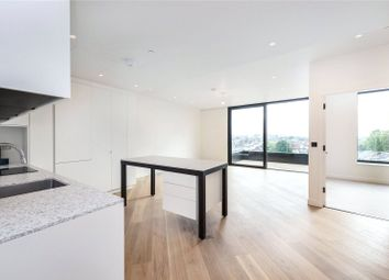 Thumbnail 1 bed flat to rent in Wood Crescent, London
