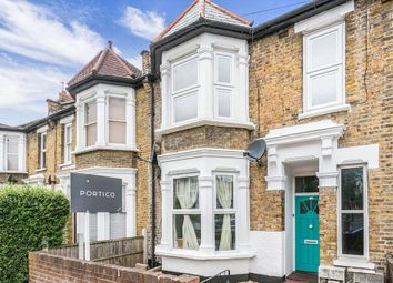 Thumbnail 3 bed flat to rent in Newport Road, London