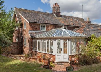 Thumbnail 3 bed semi-detached house for sale in Church Lane, Yaxham, Dereham