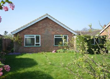 Thumbnail 2 bed detached bungalow for sale in Furlong Crescent, Bishopstone, Aylesbury