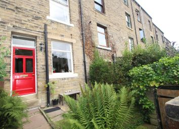 Thumbnail 1 bed terraced house for sale in Windsor View, Hebden Bridge