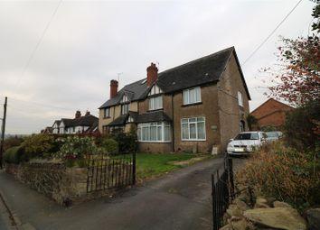 Thumbnail 4 bedroom semi-detached house for sale in Nursery Lane, Stockton Brook, Stoke On Trent