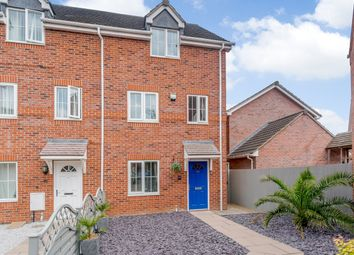 Thumbnail 4 bed end terrace house for sale in Mildenhall Way Kingsway, Gloucester, Gloucestershire