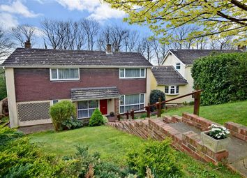 Thumbnail 4 bedroom detached house for sale in Birch Crescent, Aylesford, Kent