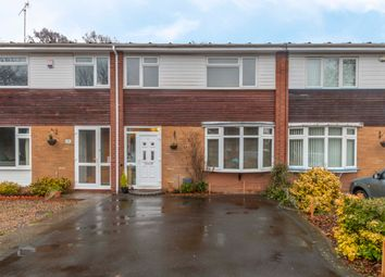 3 bed terraced house for sale in Alston Close, Solihull B91