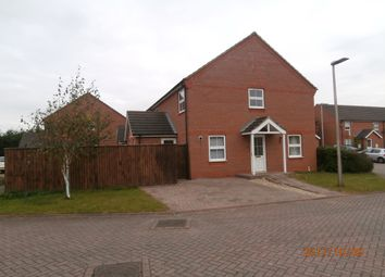 Thumbnail 2 bed end terrace house to rent in Finchley Court, Grimsby