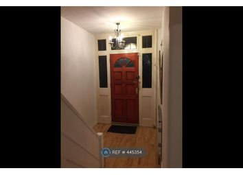 Thumbnail 3 bed end terrace house to rent in Green Way, London