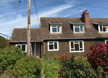 Thumbnail 3 bed semi-detached house to rent in Townsend, Shepton Montague, Wincanton