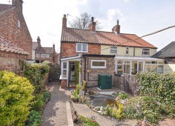 Thumbnail 2 bed terraced house for sale in Low Moorgate, Rillington, Malton