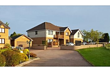 Thumbnail 5 bed detached house for sale in Southfield Close, Kirkmuirhill, Lanark
