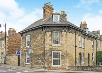 Thumbnail 1 bed flat to rent in Brownlow Terrace, Stamford