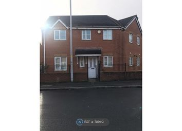 Thumbnail 3 bed semi-detached house to rent in Barrow Hill Road, Manchester