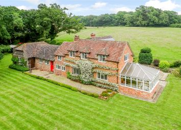 Thumbnail 3 bed detached house for sale in Strood Green, Wisborough Green, Billingshurst, West Sussex