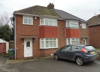 Thumbnail 3 bedroom semi-detached house for sale in Lawley Street, West Bromwich