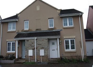3 bed link-detached house to rent in Junction Gardens, Plymouth PL4