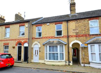 Thumbnail 4 bed terraced house for sale in Euston Street, Huntingdon, Cambridgeshire
