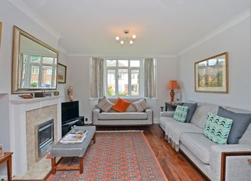 Thumbnail 3 bed semi-detached house for sale in Oakdene Avenue, Thames Ditton