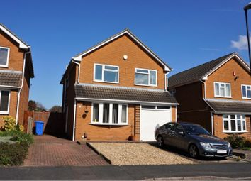 Thumbnail 4 bedroom detached house for sale in Swanmore Road, Littleover, Derby