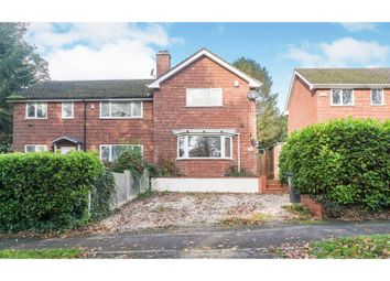 2 bed semi-detached house for sale in Springfield Road, Sutton Coldfield B75
