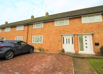 Thumbnail 3 bed terraced house for sale in Cole Green Lane, Welwyn Garden City