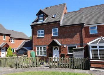 Thumbnail 3 bed terraced house for sale in 81, Little Henfaes Drive, Welshpool, Powys