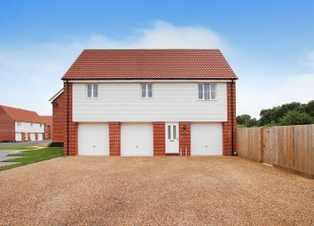 Thumbnail 2 bed detached house for sale in Smedley Close, North Walsham